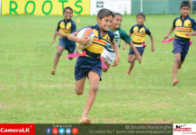 Isipathana College v Thurstan College U18 Rugby encounter