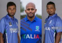 Three Sri Lankan Origin Players