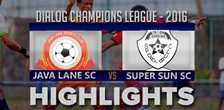 Highlights - Java Lane v Super Sun SC