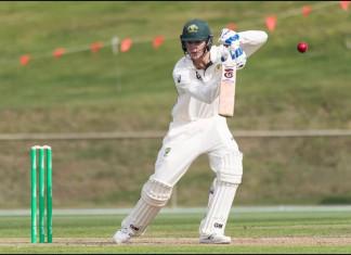 Twin tons help Australia edge Sri Lanka