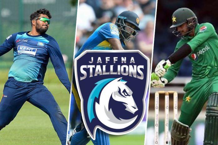 Jaffna Stallions team preview