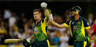Australia recall Faulkner, Coulter-Nile for India tour