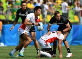 Japan shock New Zealand as Sonny Bill Williams hurt