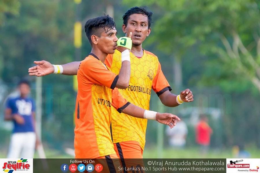 Java Lane SC vs Kirulapone United