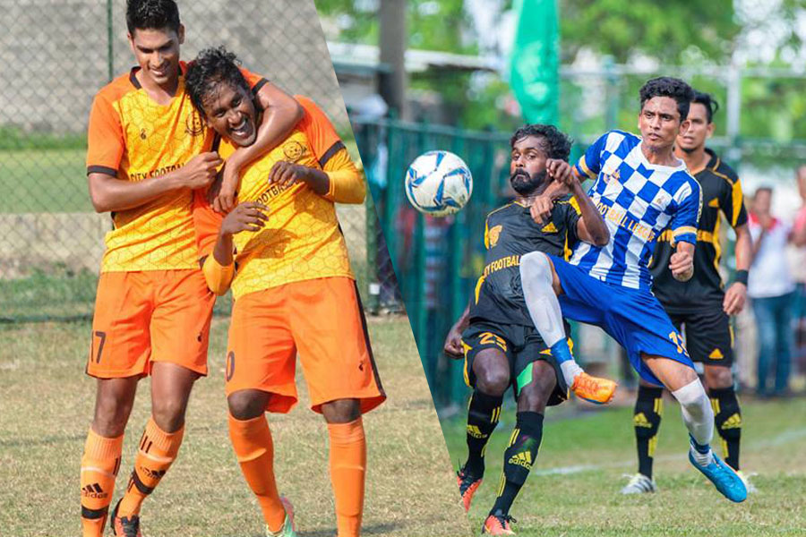 Java lane and Colombo Fc