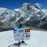 Jayanthi-at-the-summit-of-Lobuche