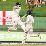 Sri Lanka vs. England 2nd Test - Day