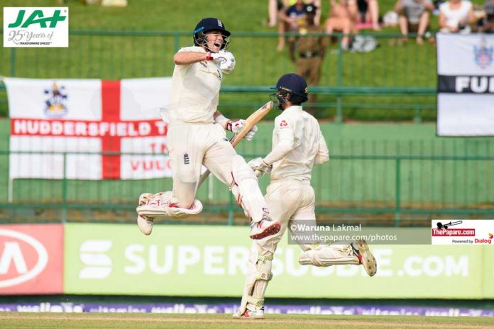 Sri Lanka vs. England 2nd Test - Day