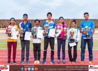 Junior National Athletics