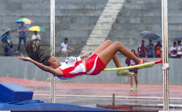 Junior Nationals Athletic Championship 2016 - Day 4