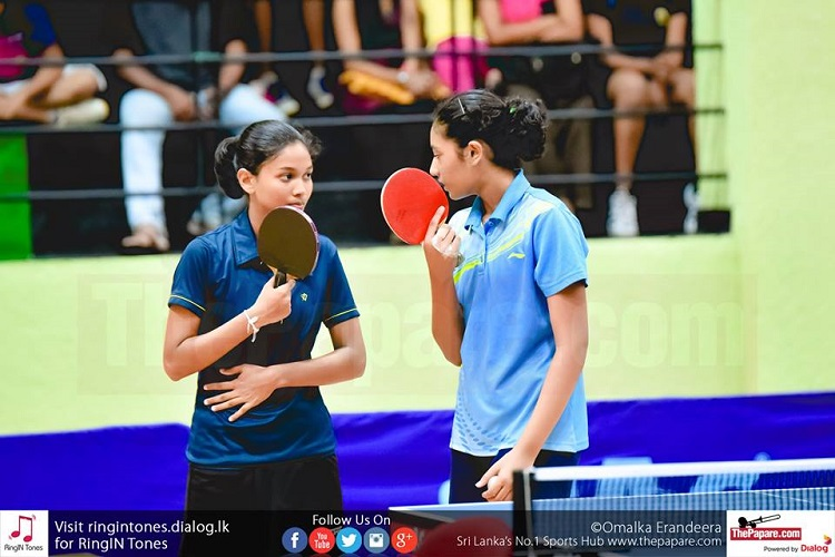 Tremendous Table Tennis Junior Nationals Conclude Home Interior And Landscaping Ologienasavecom