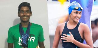 Junior Under19 National Swimming