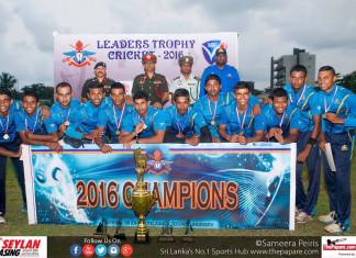 KDU Blues crowned unbeaten Champions