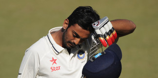 KL Rahul will not be available for the first test