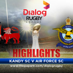 Highlights – Kandy SC v Air Force SC
