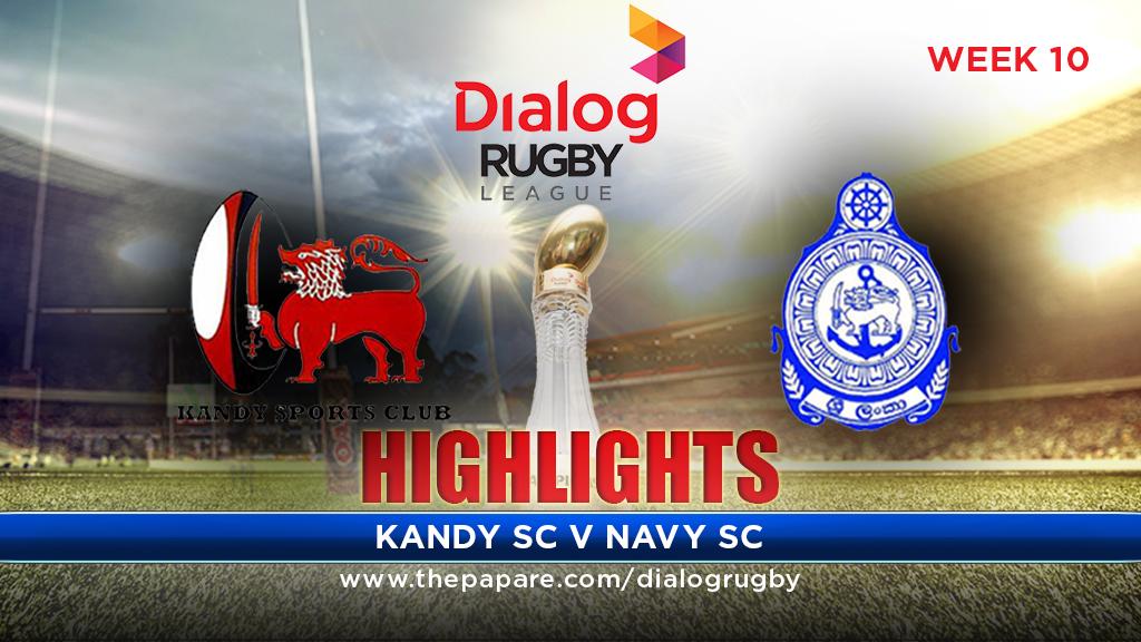 Highlights – Kandy SC v Navy SC