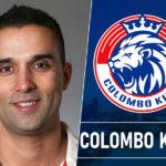 Colombo Kings head coach Kabir Ali