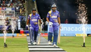 Sri Lanka Legends Squad