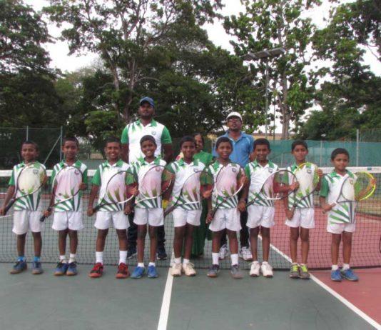 Kalutara College Tennis feature