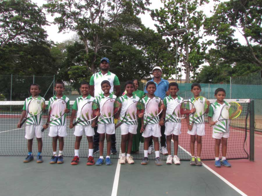 Kalutara College Tennis feature
