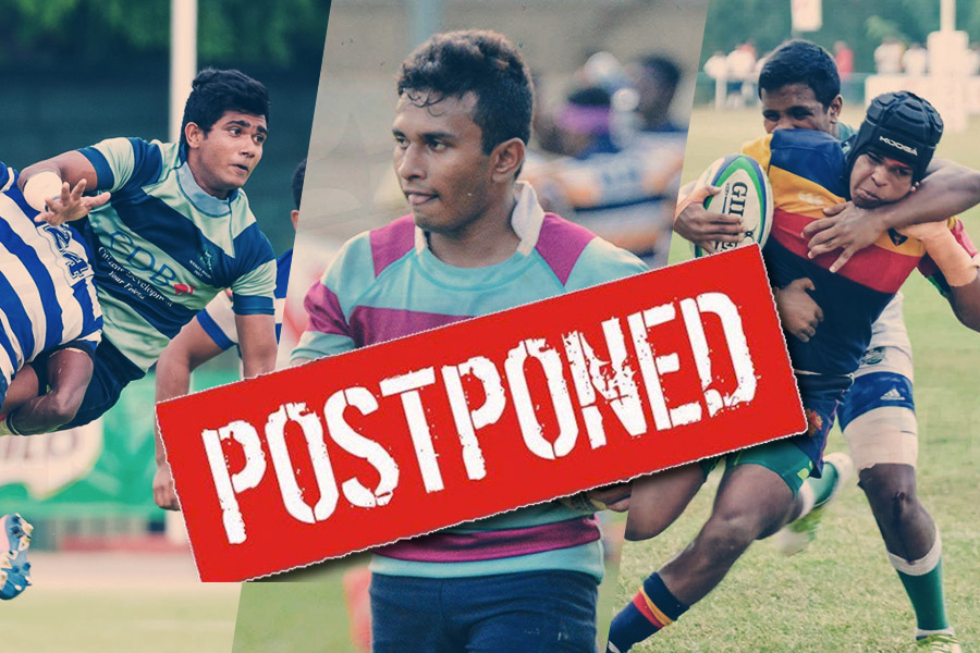 Schools' Rugby League at a standstill in Kandy