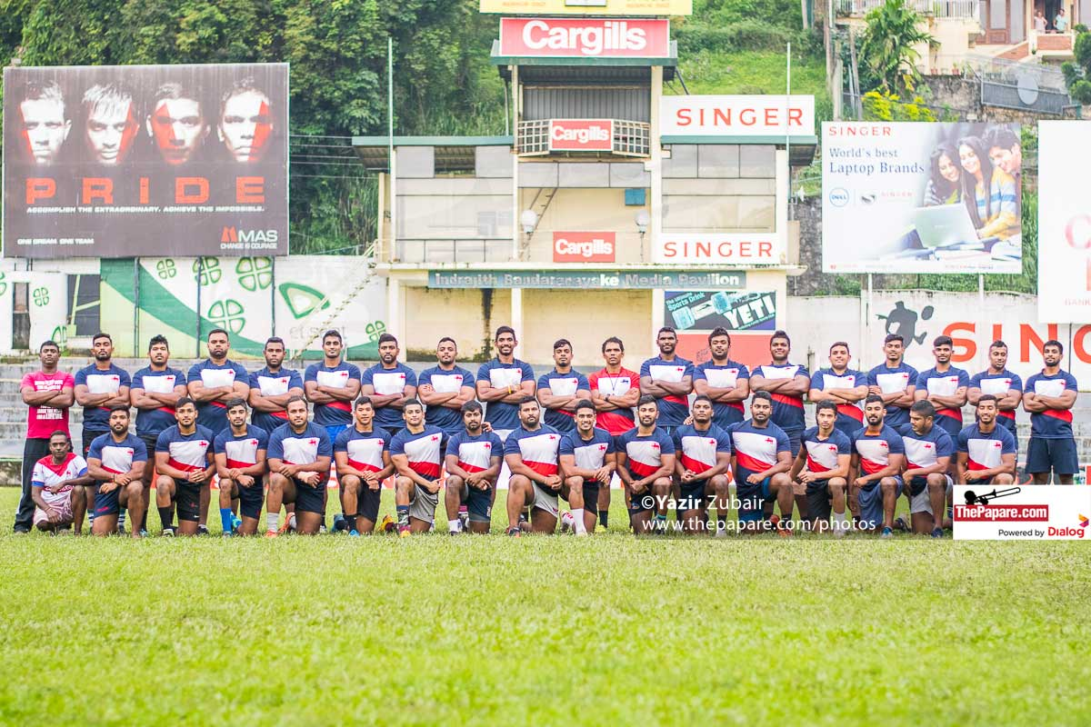 Kandy SC Rugby 2018