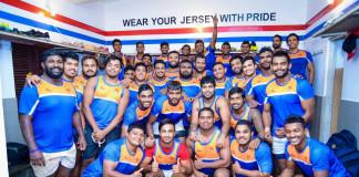 Kandy SC Rugby Team 2016