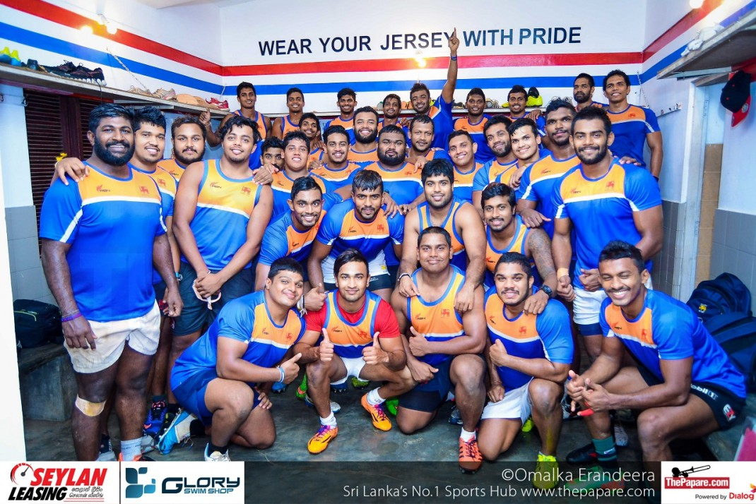 Kandy SC Rugby Team 2016