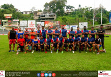 Kandy SC Rugby Team 2017