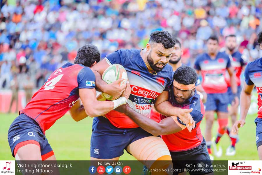 Kandy SC vs CR&FC