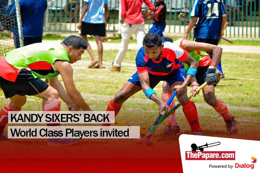 Kandy Sixers Hockey