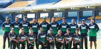 Kanrich Finance Cricket team
