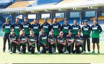 Kanrich Finance Cricket team