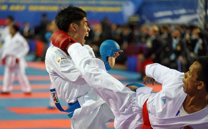 Asian karate Championship