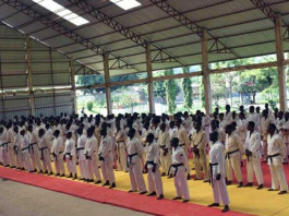 Karate In The 2017 Friendship Games
