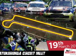 Katukurunda Circuit Meet to kick start Sri Lanka Super series 2017