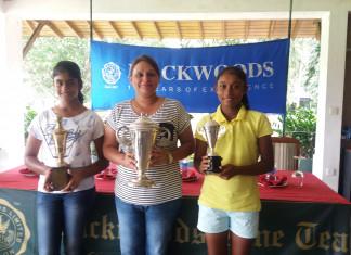 Kayla Perera, Jaquie Dias, Taniya Balasuriya