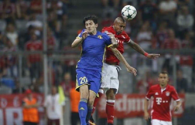 Football Soccer - Bayern Munich v FC Rostov - Champions League