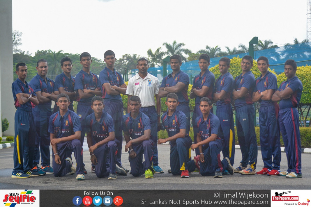 Kingswood College Cricket Team 2017