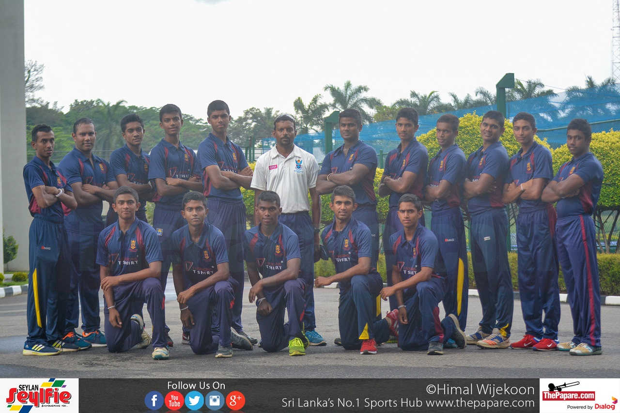 Kingswood College Cricket Team 2017