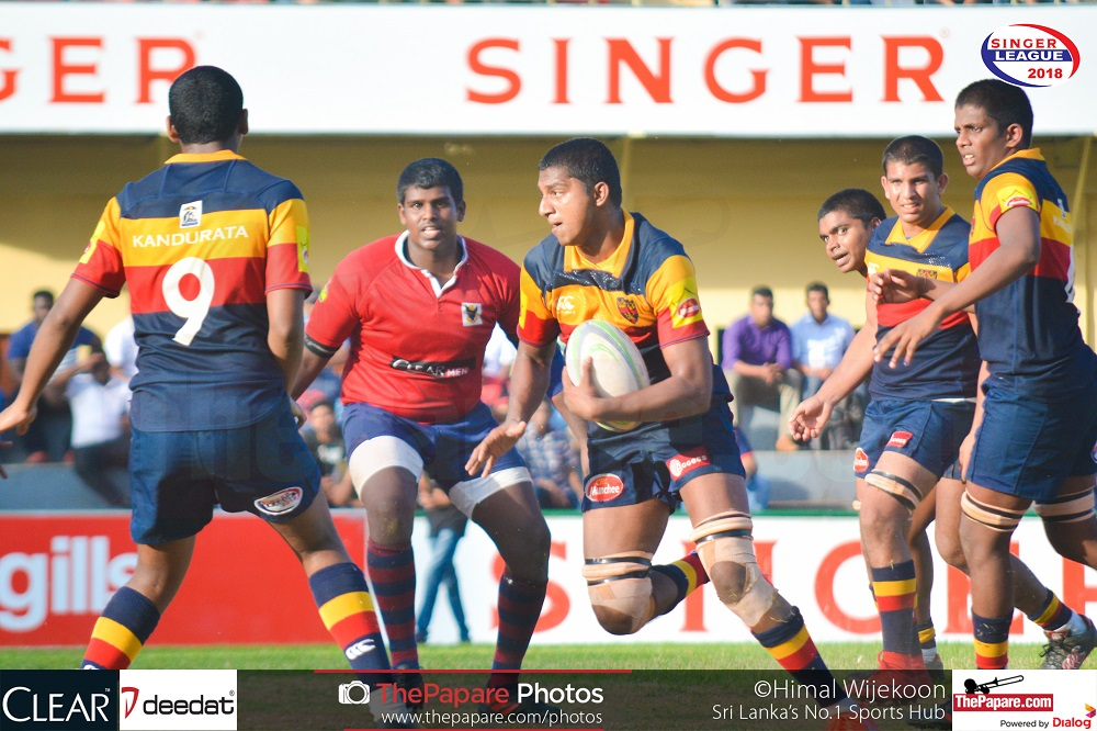 Kingswood College v Trinity College