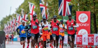 Kipchoge fails to defend London