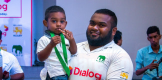 Kishore Jahan – Sri Lanka's Front Row Colossus