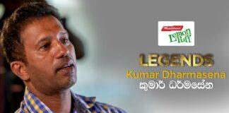 Legends Kumar Dharmasena