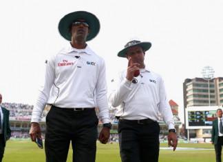 ICC announces umpire