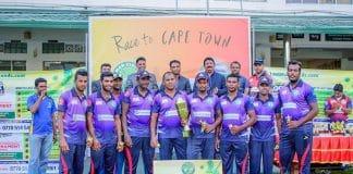 Sri Lanka win Last Man Stands World Championship