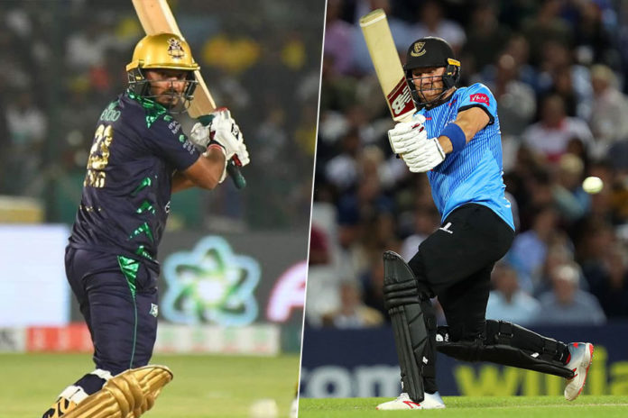 Ahsan Ali makes it to the Galle Gladiators
