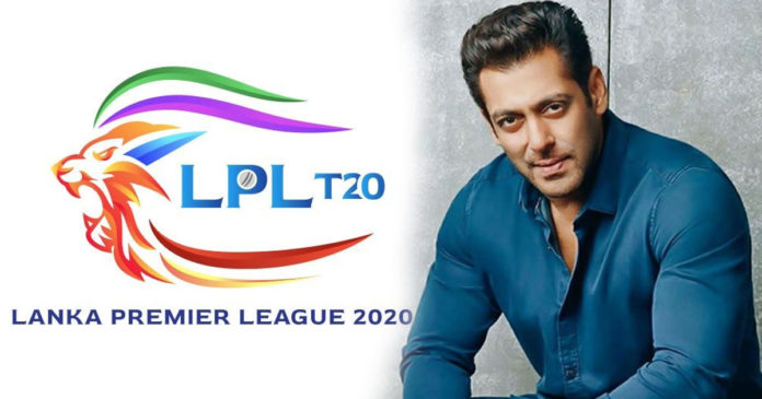 Salman Khan's family to own Lankan Premier League team