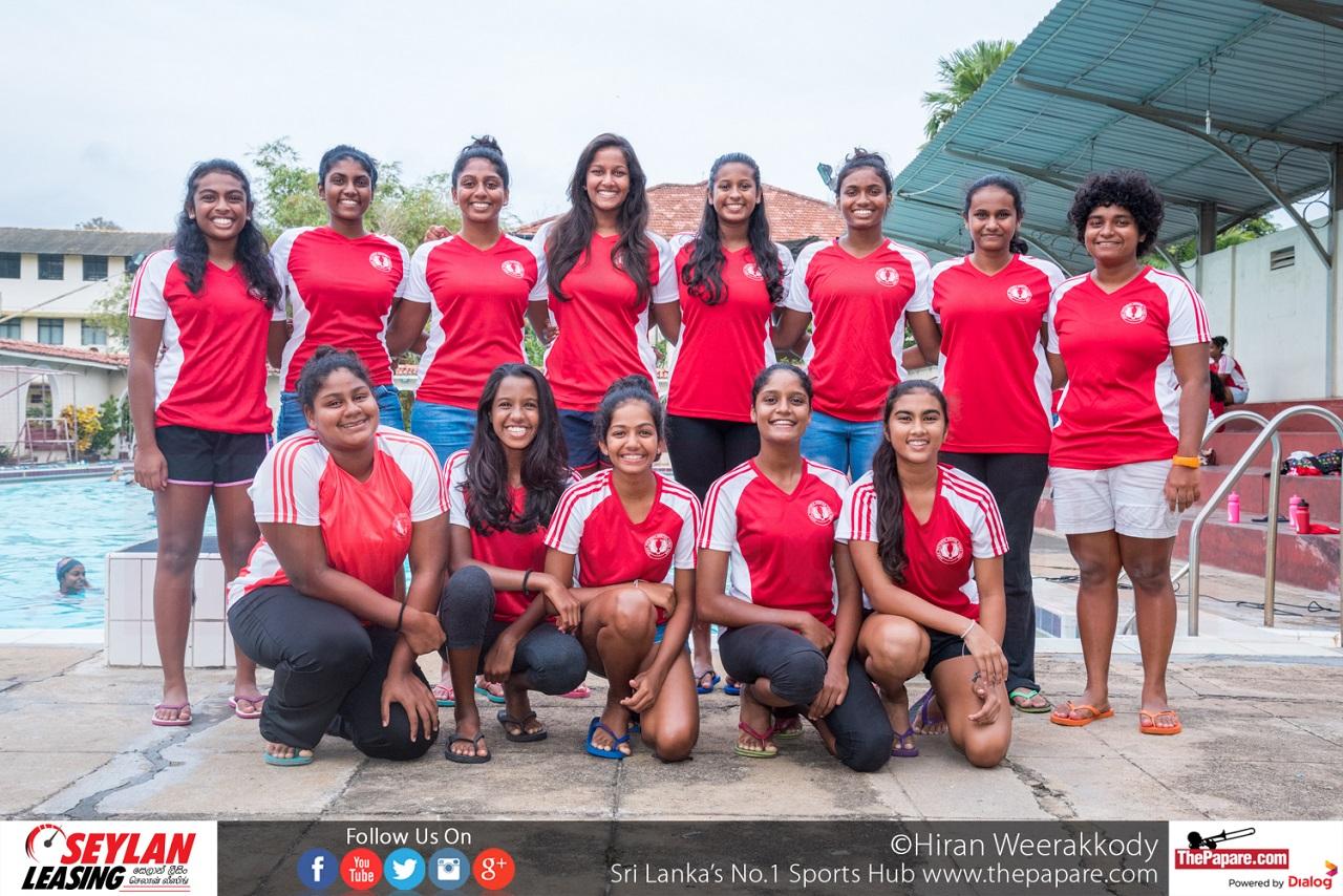 Ladies College 2016 Team