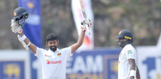 Lahiru Thirimanna scores a century after seven years_